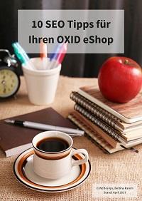 kostenloses eBook SEO für OXID eShop