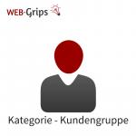 Kategorien für Kundengruppen