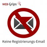 Keine E-Mail bei Registrierung