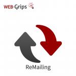 ReMailing + Warenkorb speichern