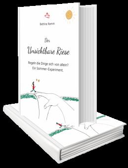 """Buch """"Der Unsichtbare Riese"""" Hardcover"""
