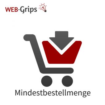 Bestellmenge - Minimal / Maximalmenge CE/PE | 6.x