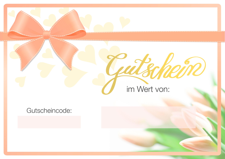 Individuelle Gutschein Designs individuelles Design | 1er | WEB ...